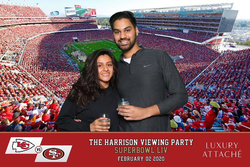 Harrison Superbowl Viewing Party - Elizabeth B