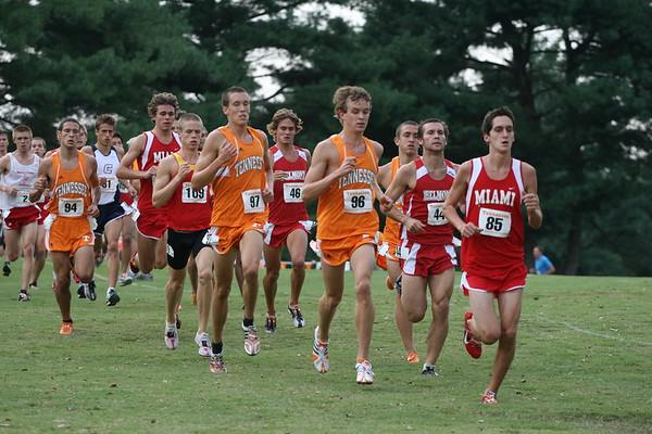 2008 Tennessee Invitational Cross Country - Men
