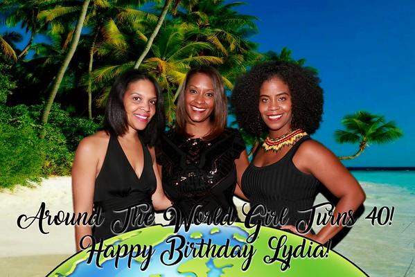 Lydia's 40th Birthday (10/20/18)
