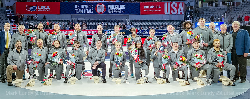 Olympic Team, Coaches of the Year, Arena, Miscellaneous