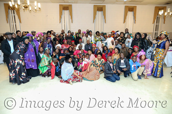 Celebration of Life - 40th Day Ceremony for Haja (MaFatu) Dorley-Corneh