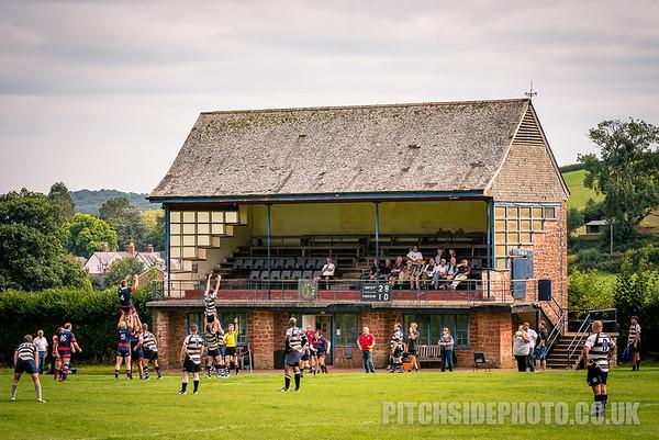 Wiveliscombe RFC v Bristol Barbarians RFC