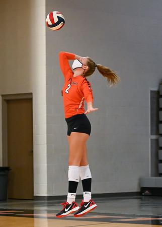 Varsity Volleyball vs Ruskin