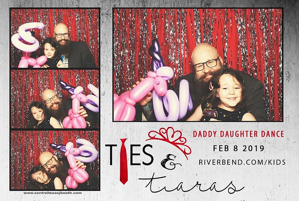2-8-19 Riverbend Daddy Daughter Dance