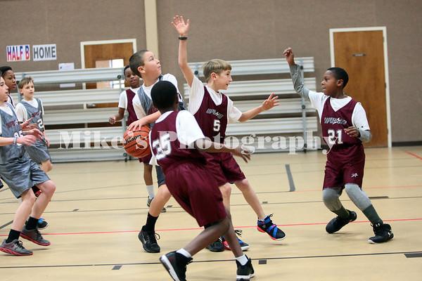 Upward Basketball  Week 2 January 23, 2016