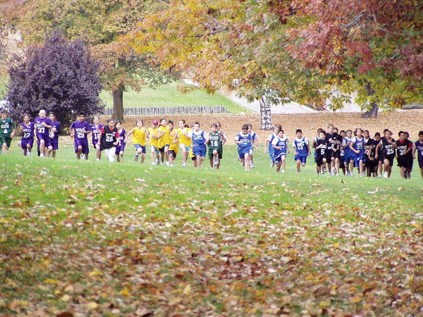 2005-10-27 YSD MS All-City XC Championships