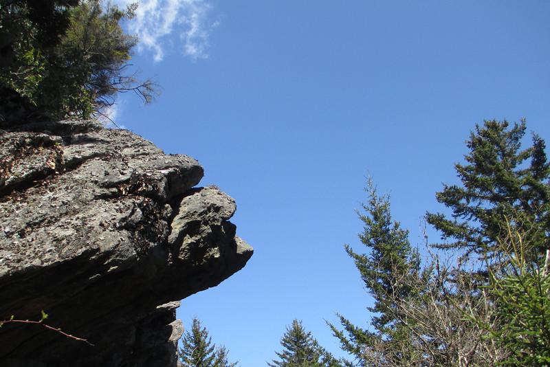 Mount Mitchell Trail - 6,000'