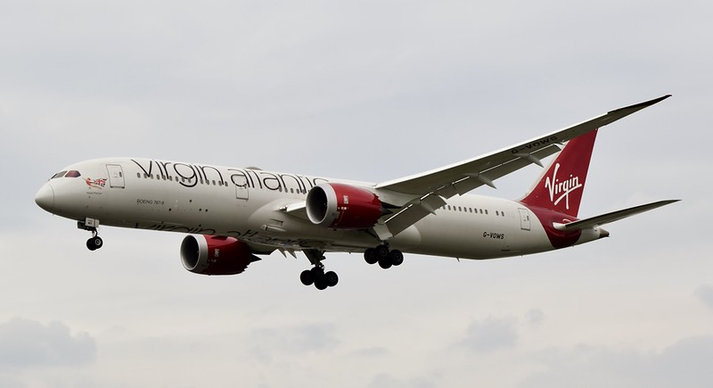 G-VOWS London Heathrow 1 May 2019