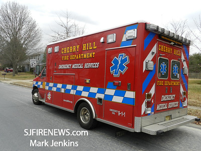 03-23-2014, Dwelling, Cherry Hill, Camden County, 110 East Partridge Ave.