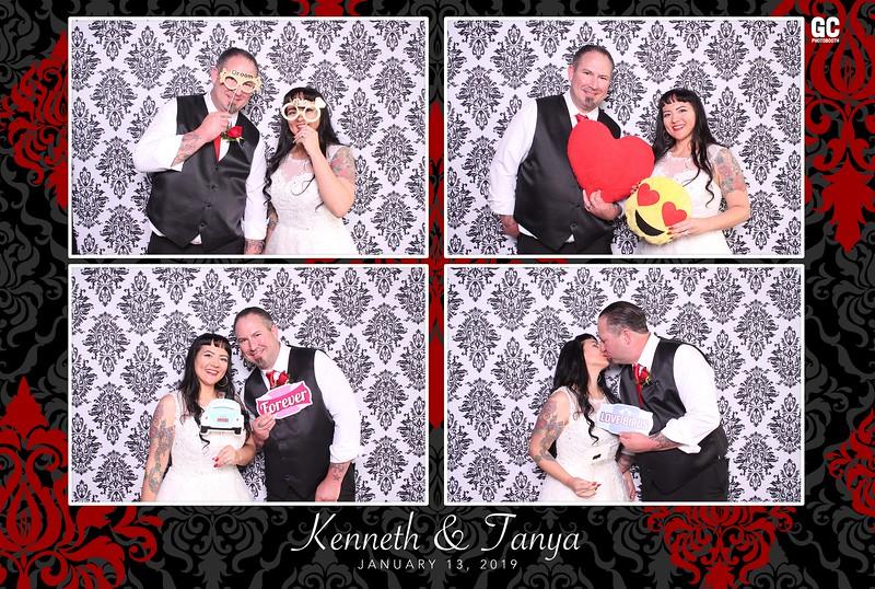 01-13-19 Tanya & Ken