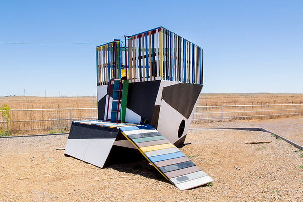 Marfa Int'l School Playground Equipment