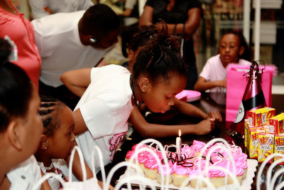 Falyn's Diva Birthday Party
