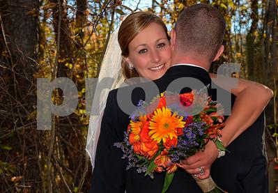 Jake & Cheryl's Wedding Day Oct.12th 2014