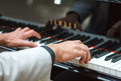 Editorial Portraiture - Pianist
