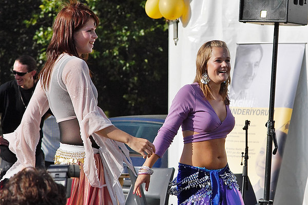 Enfield town fair - 10th Sept 2006