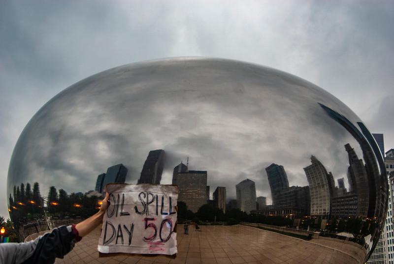 BP Oil Spill Protest Day - June 8, 2010