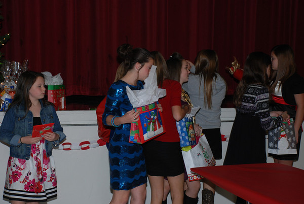 MJH Cheer Christmas Party
