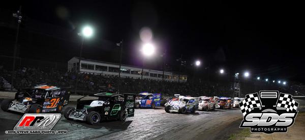 Grandview Speedway - 7/13/19 - Steve Sabo (SDS)