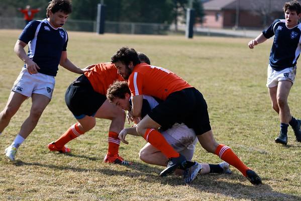 Rockford vs Catholic Central Rugby 10 - 7