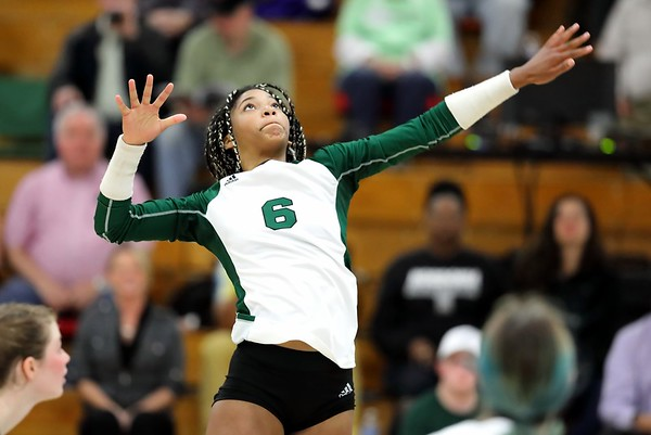20191022 Volleyball - Twinsburg v Nordonia
