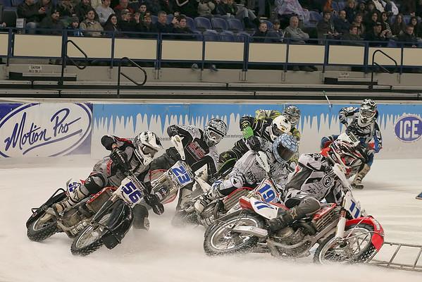 ICE Racing - Memorial Coliseum - Portland, OR 2010