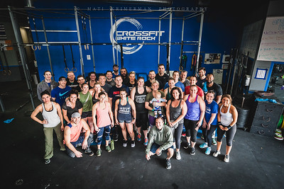 CrossFit White Rock 02.03.2018