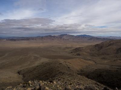 Sidewinder Mountain 1/7/17- San Bernardino County 1K Peak