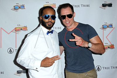 NEW YORK, NY - AUGUST 27:  The Launch Party For Tree Tribe Sunglasses at Empire Hotel Rooftop, Level R on August 27, 2015 in New York City.