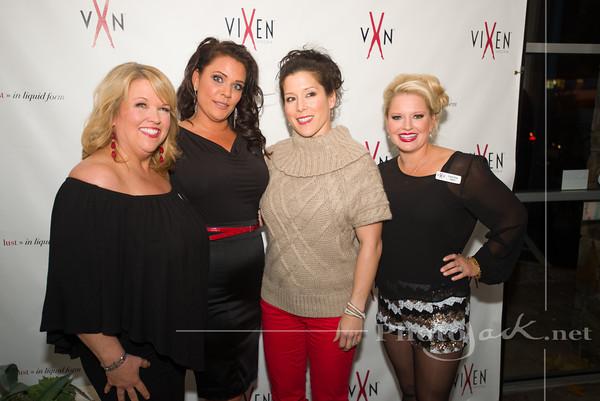 Vixen Vodka Launch Party at Bistro VG