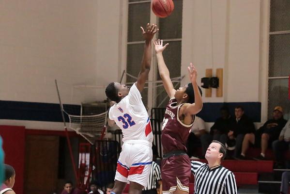 Prep Basketball vs. Fishburne Military - Nov 21