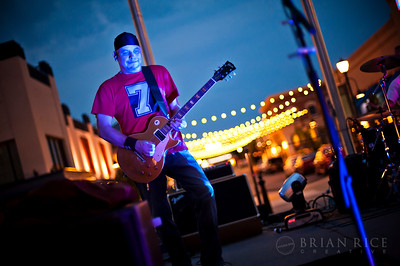 Rattle and Hum at Zona Rosa 06.30.12