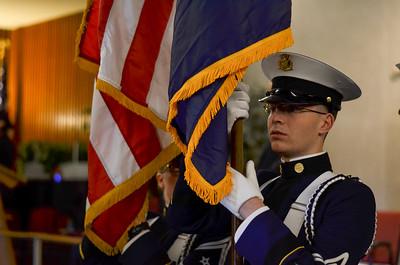 Military Promotion Ceremony