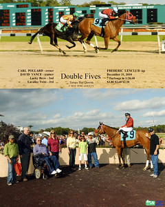 DOUBLE FIVES - 12/31/2010