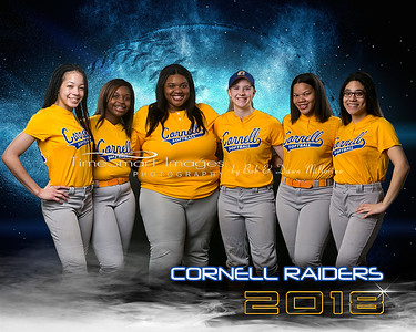 Cornell Ladies Softball 2018