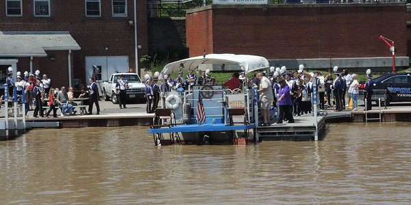 May 28, 2017. Blessing of the Vermilion Fleet.