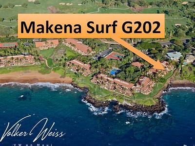 Makena Surf G202