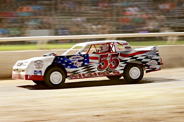 I-30 Speedway July 18, 2020