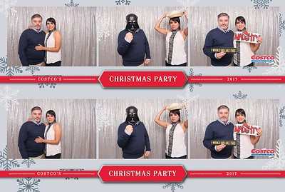 Costco Christmas Party
