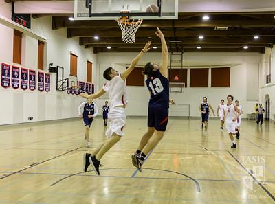 TASIS Boys Varsity Basketball vs ISM (International School of Milan)