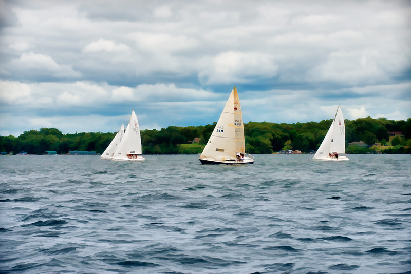 Minnesota Sailboats 029 | Wall Art Resource