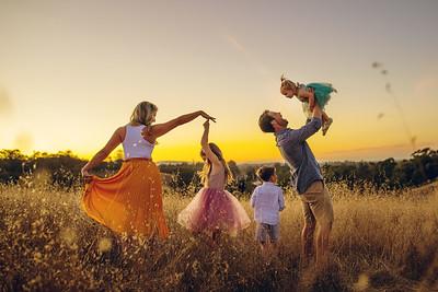 K Berg Family 2020