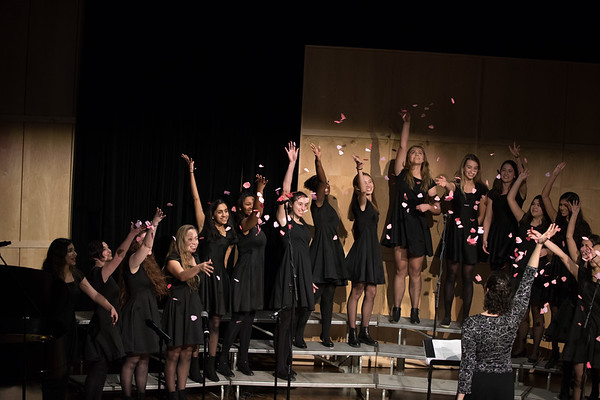 Upper School Winter Concert 2018