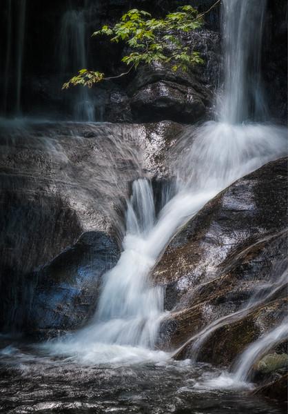 White Oak Creek Falls