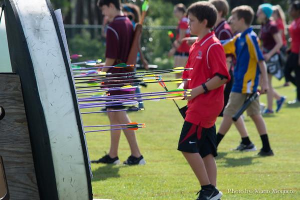 Archery Regionals @ WPS