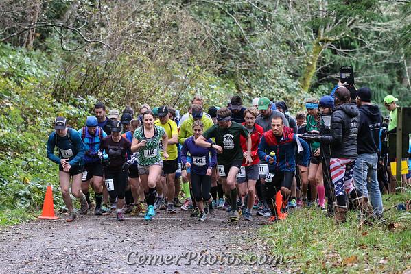 2014 Bellingham Trail Marathon
