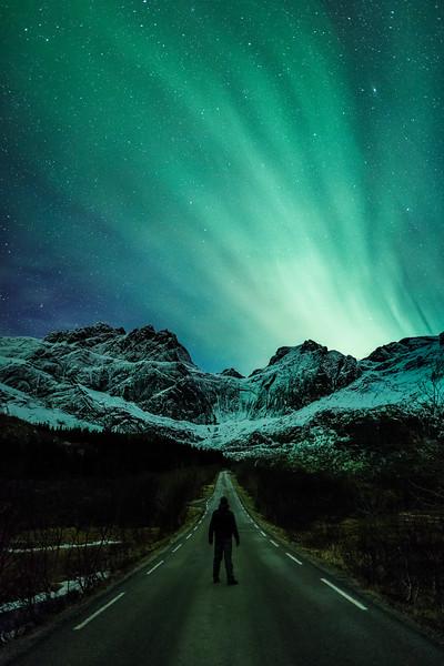 Lofoten Northern lights road night stars.jpg