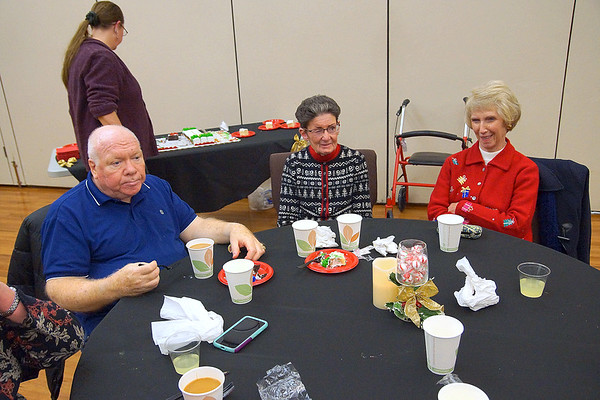 Church of The Open Door Christmas Dinner 2017