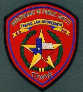 TX DPS Traffic Law Enforcement