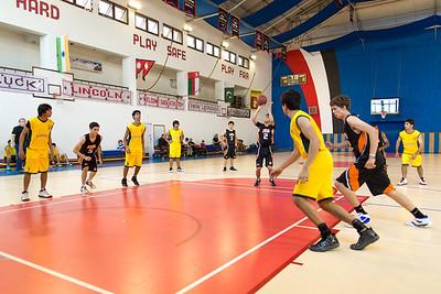 AISD - 2013 SAISA Basketball