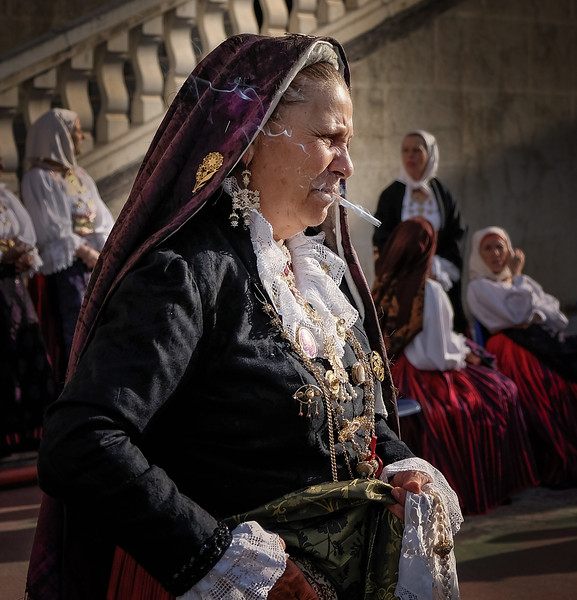 Festival of S. Efisio. Cagliari - Sardinia